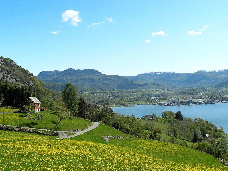 Panorama 4 (FJH304), casa vacanza a Kvinnherad Municipality