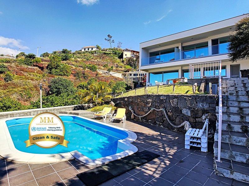 Villa Kaia by MHM, casa vacanza a Santo Antonio da Serra
