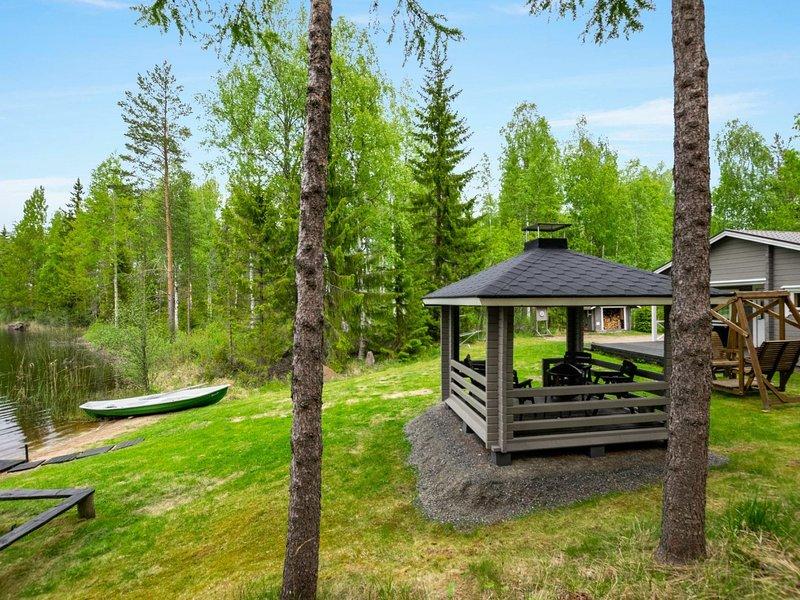 Lehtikuusenranta, vacation rental in Rautalampi
