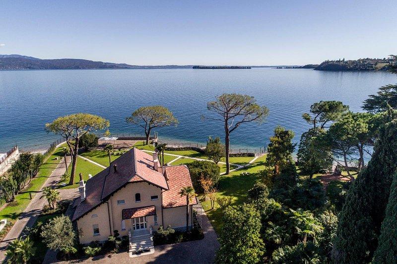 Villa Belvedere, holiday rental in Barbarano di Salo
