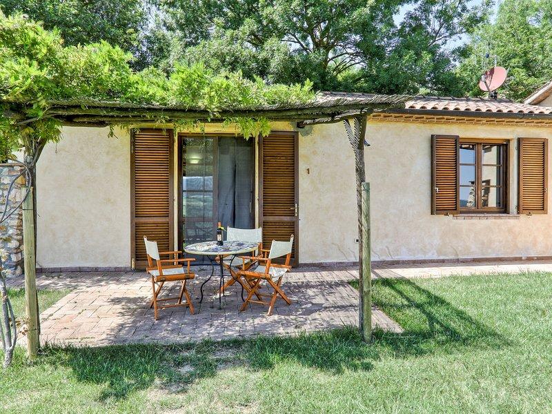 Giardino (GUA350), holiday rental in Ponteginori