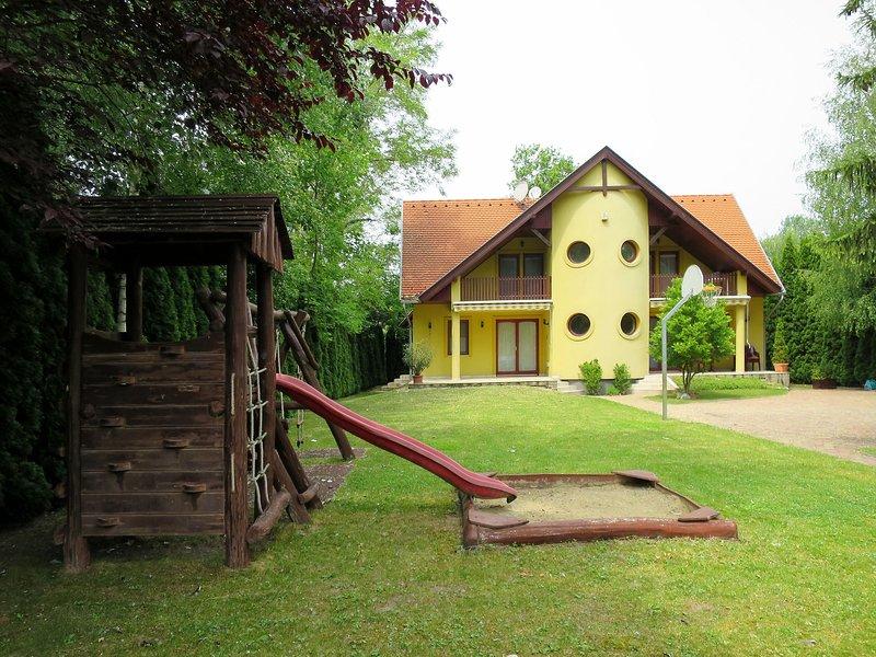 Jokai (SZA119), vacation rental in Balatonakali