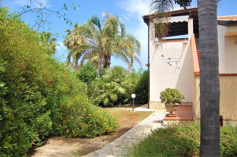4 Posti con cucina, vacation rental in Piana Calzata