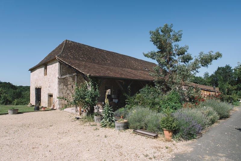 Chambres Hôte en pleine nature. Un éco-lieu pour se reposer et se ressourcer., holiday rental in Villereal