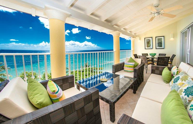Sapphire Beach 503, vacation rental in Christ Church Parish