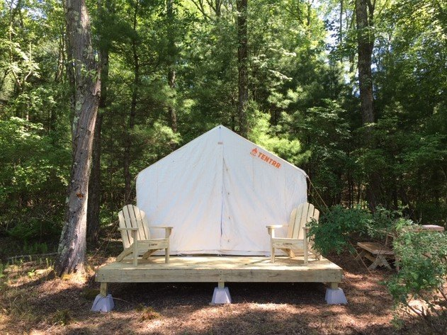 Tentrr Signature Site - Sparrow's Hideaway, holiday rental in Wurtsboro