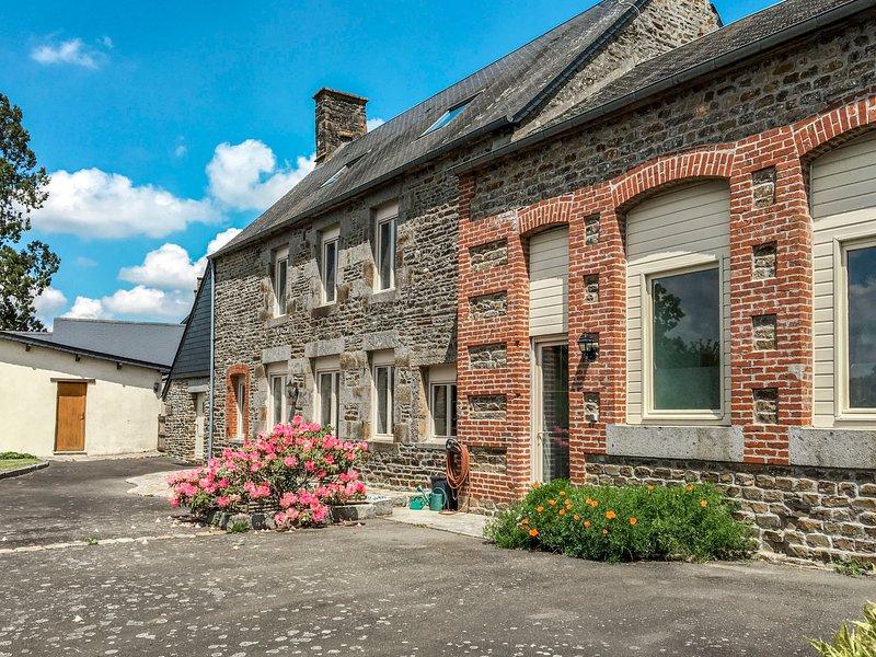 L´Aumônerie (CDU400), casa vacanza a Saint-Bomer-les-Forges