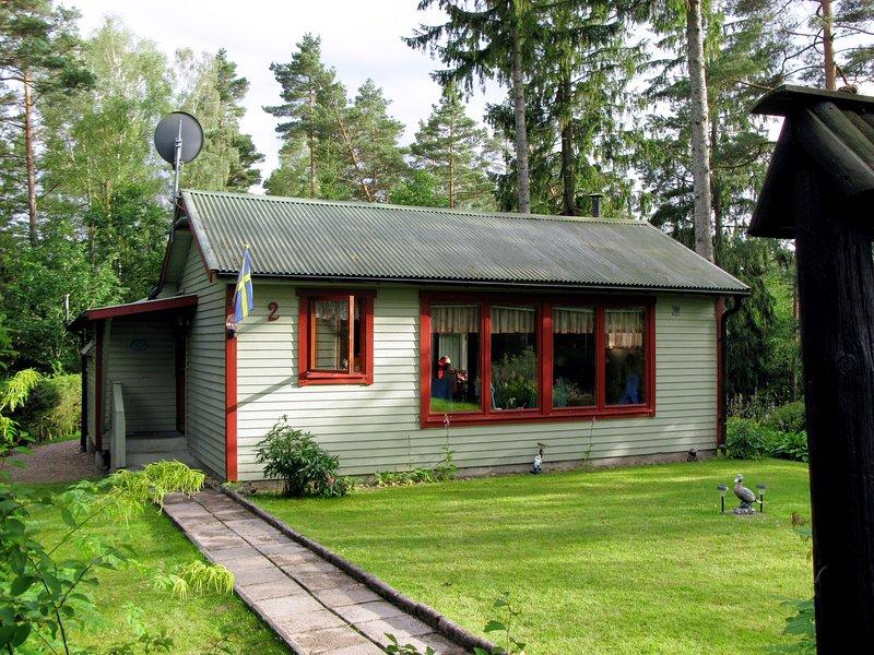 Öja (HAL054), holiday rental in Lidhult