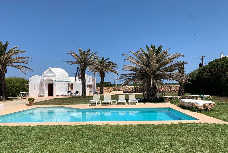 casita en primera línea de mar, vacation rental in Ciutadella