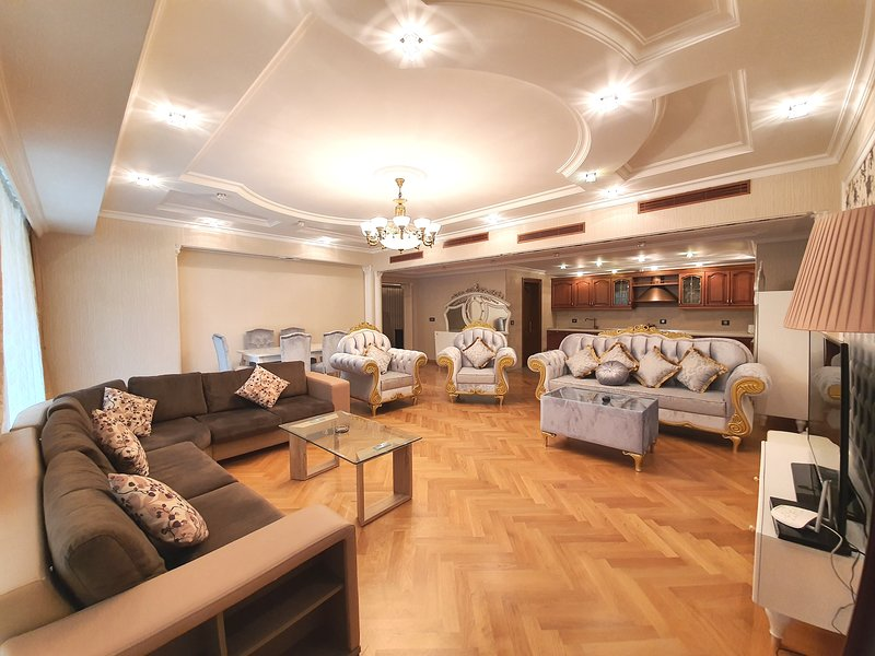 Apartments in Port Baku Residence by Time Group, vakantiewoning in Bakoe