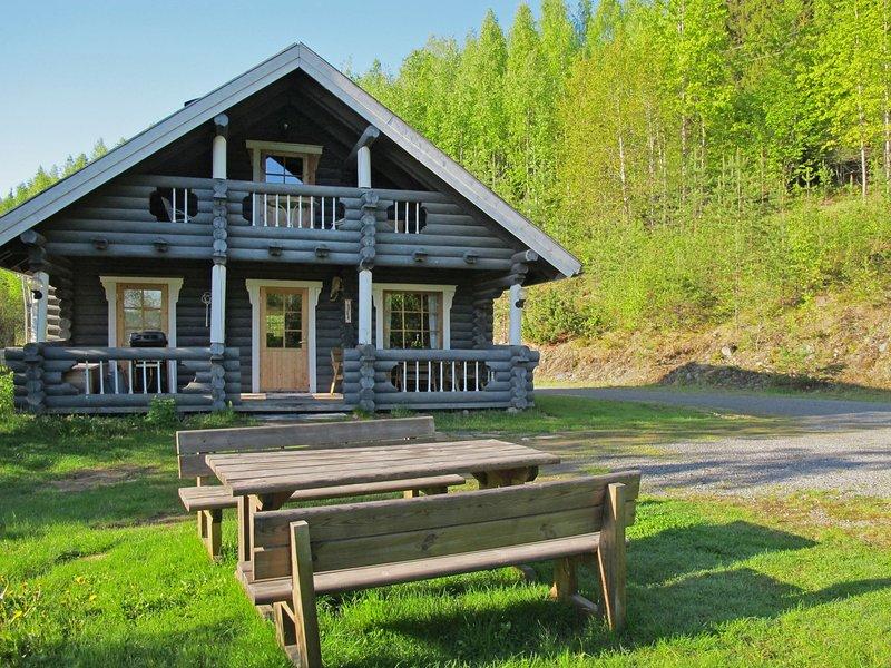 Sinisorsa (FIJ073), vacation rental in Toivakka
