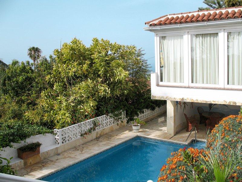 El Puntillo del Sol (MAZ120), holiday rental in La Matanza de Acentejo