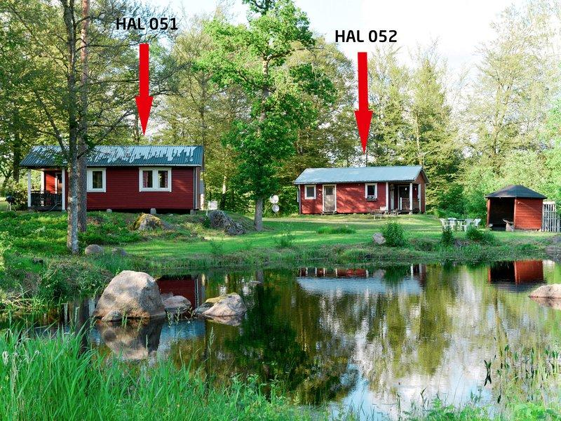 Kvarnforsen Ettan (HAL051), vacation rental in Halland County