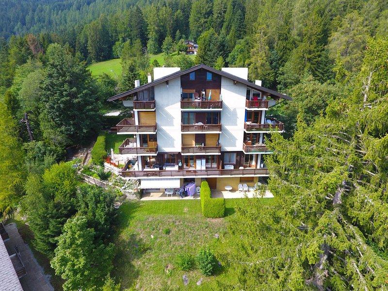 Tourbillon A 27, holiday rental in Ovronnaz