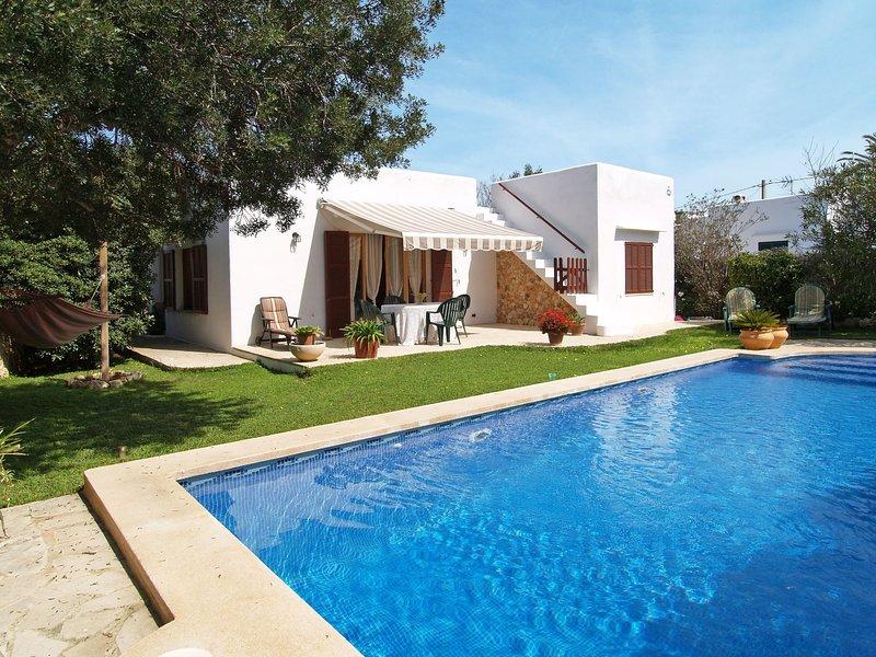 Isabel (CFG120), holiday rental in Cala Mondrago