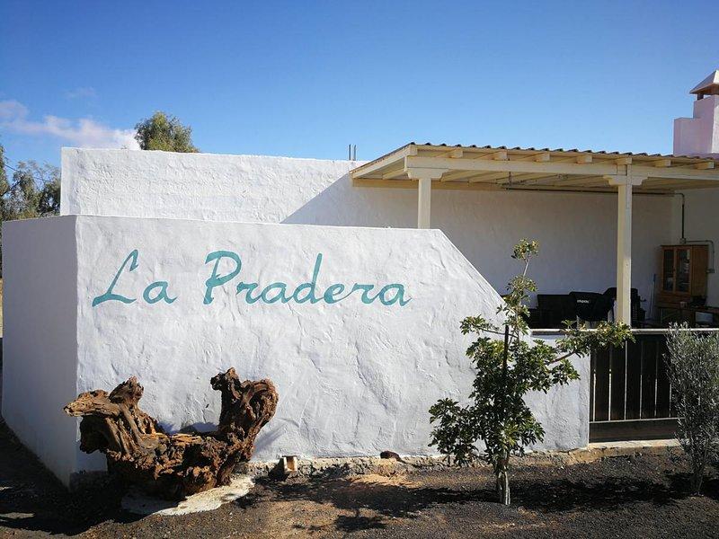 La Pradera, para unas vacaciones de relax, es el lugar perfecto para relajarte, location de vacances à Triquivijate