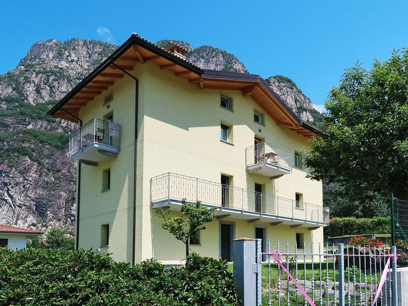 I Gemelli della Val Codera (LMZ151), vacation rental in Borgonuovo