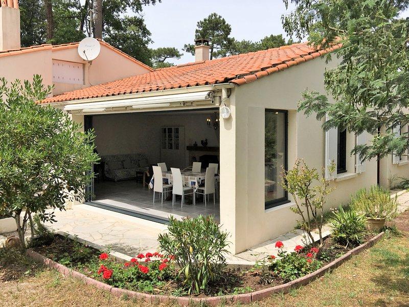 Les Narcisses (RLB200), vacation rental in La Tremblade