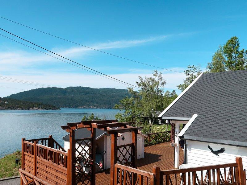 Kveldsolen (FJH669), holiday rental in Eikelandsosen