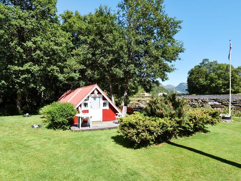 Fiskehuset (FJS215), location de vacances à Sogn og Fjordane