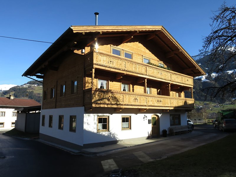 Lipperhof (MHO625), vacation rental in Schwendau