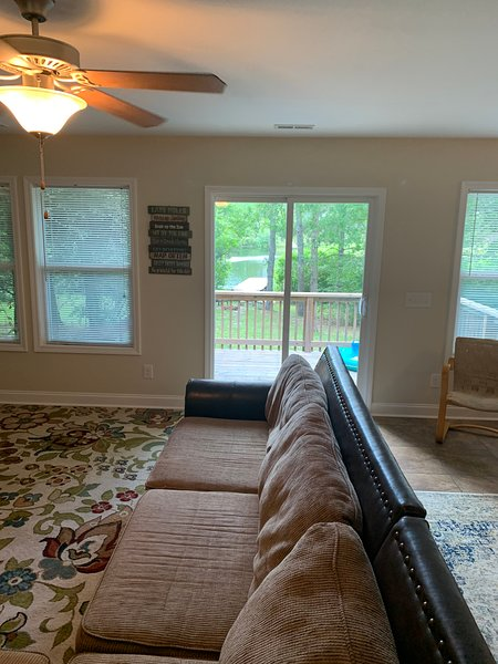 Bellago Farm Lakeside Cottage, holiday rental in Pinebluff