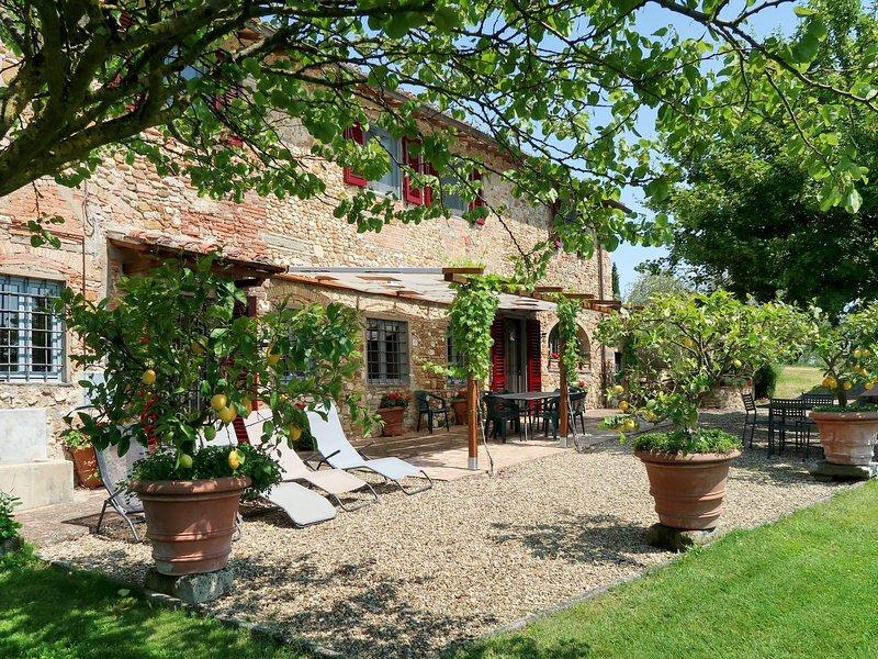 Ambrogetta (SCV130), aluguéis de temporada em Sant'Andrea in Percussina