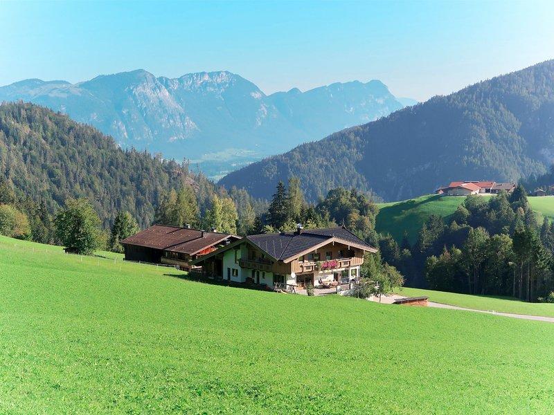 Zuhaus Lehen (WIL440), vacation rental in Alpbach