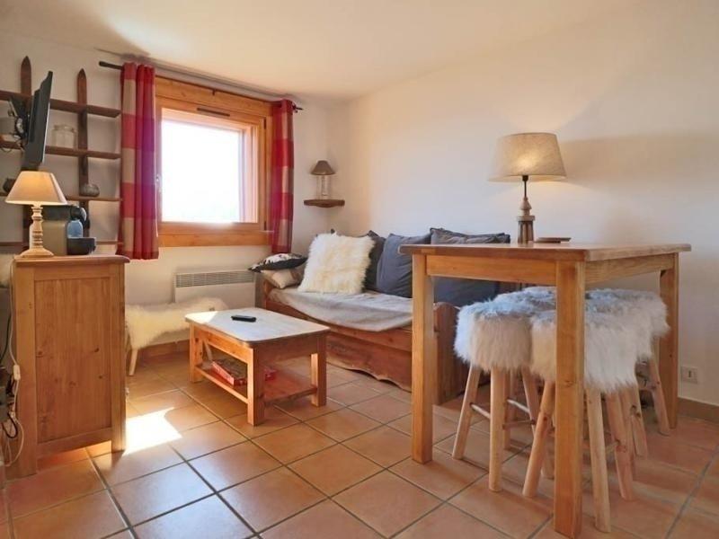 3 pièces dans résidence récente exposé Sud, vacation rental in Montvalezan