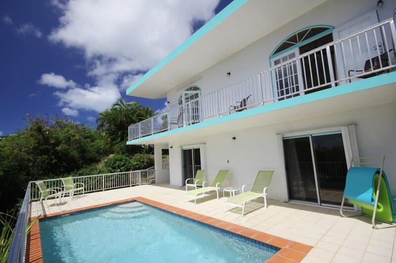 Ocean Pearl, vacation rental in Cruz Bay