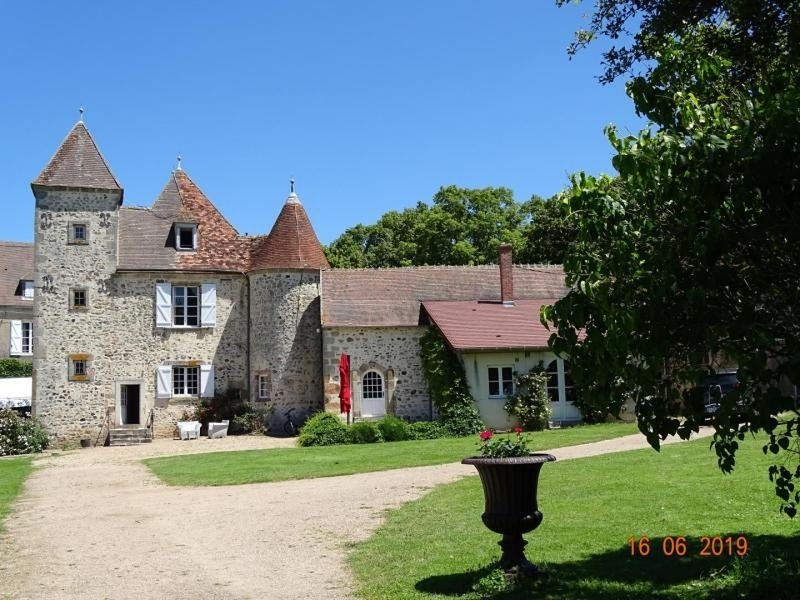 Domaine de  Montais, holiday rental in Cerilly