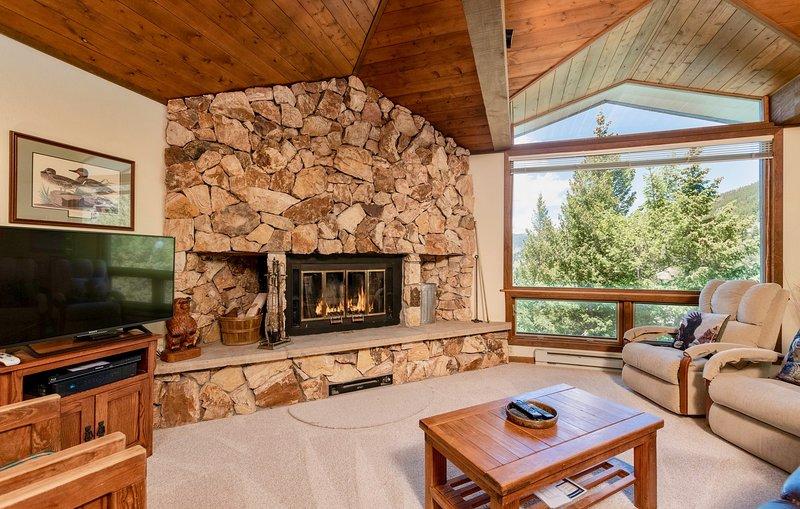 Griffin Vacation Home at Windcliff, location de vacances à Estes Park