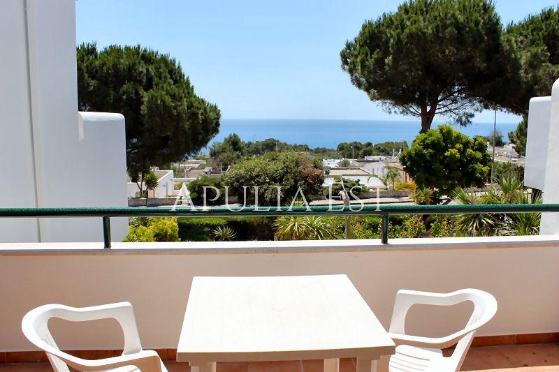 Villetta Armonia vista mare, holiday rental in Santa Cesarea Terme