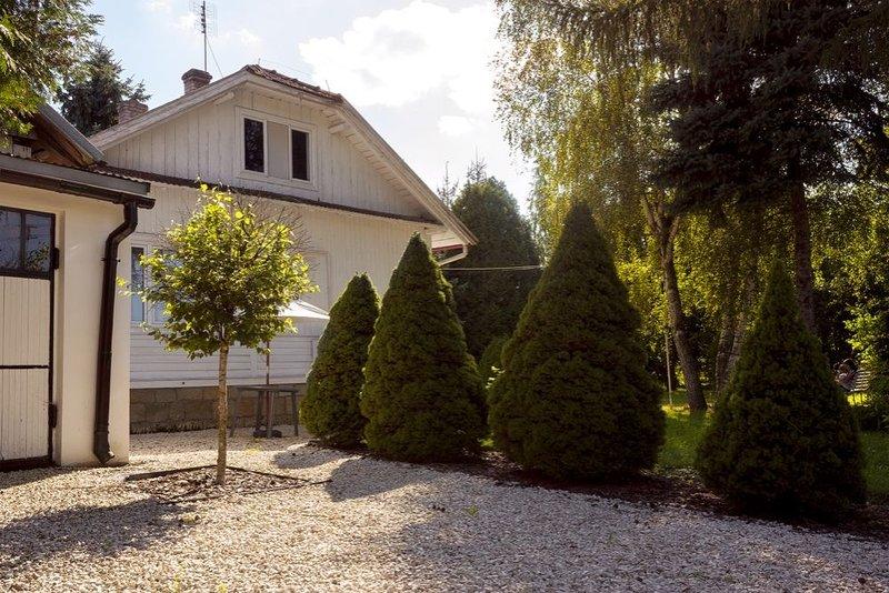 Fyrtokfest House. Domek na wsi. Dom na wsi. Domek dla 10 osób., holiday rental in Haczow