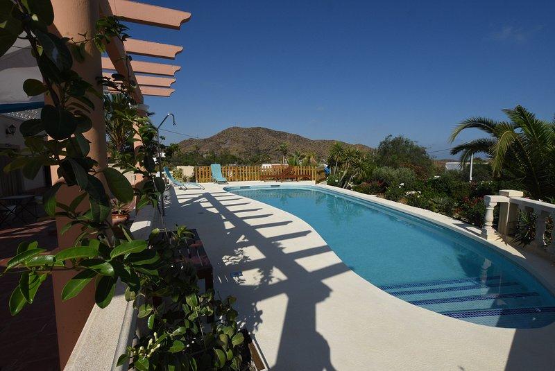 21JALQ  Incredible property in Pilar de Jaravia, alquiler de vacaciones en Pulpí