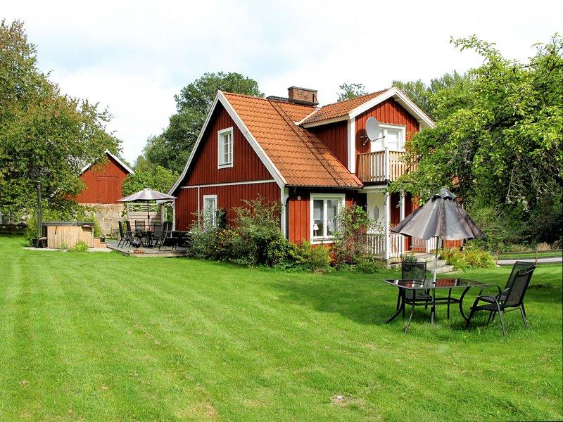 Brännarebygden (BLE156), location de vacances à Kyrkhult