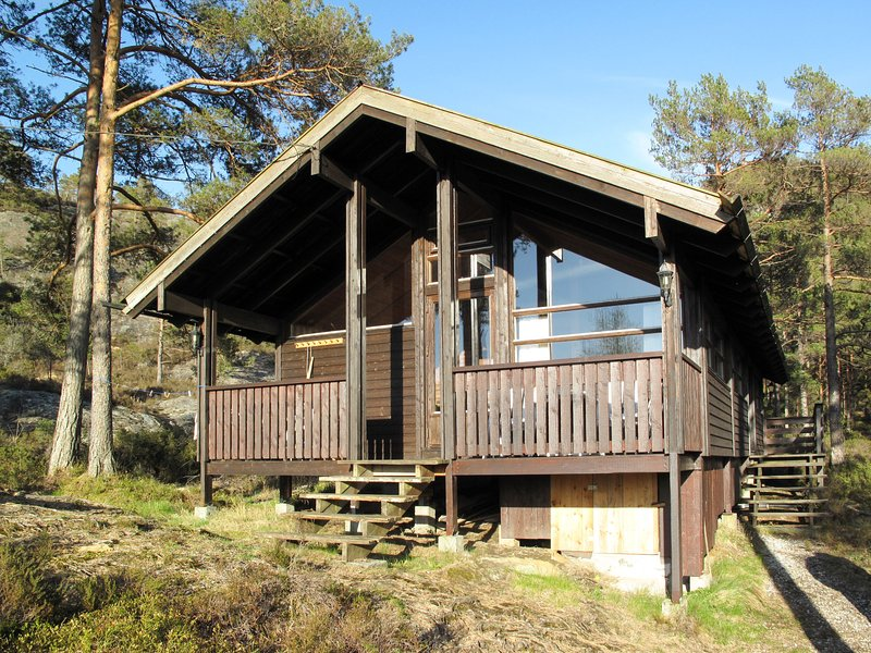 Sandvikfjellet (FJS506), holiday rental in Flora Municipality