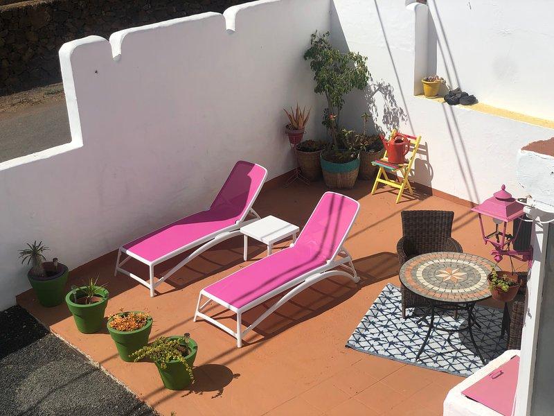 Casa la Mareta, Casillas del Ángel, Fuerteventura, Islas Canarias, España, location de vacances à Triquivijate