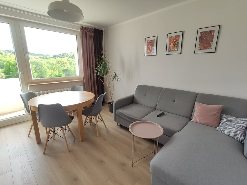 Apartament z widokiem w Gdyni, vacation rental in Jastarnia