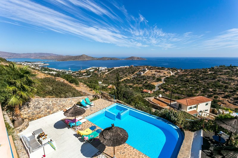 Elounda Pelagos Villa, holiday rental in Ellinika