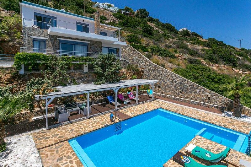 Elounda Senses Villa, holiday rental in Ellinika