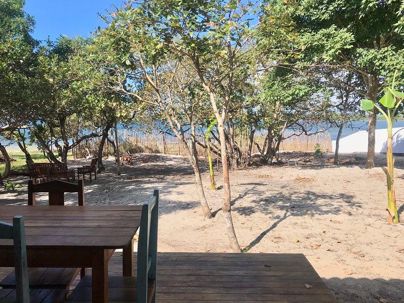 Casas Sabia, na beira da Lagoa do Paraíso, aluguéis de temporada em Jijoca de Jericoacoara