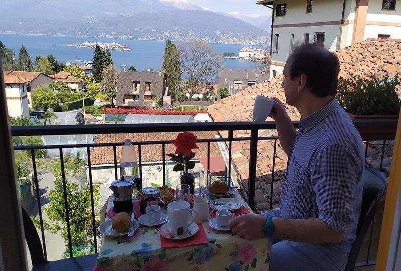 Casa Sirena Vista Isole, alquiler de vacaciones en Stresa