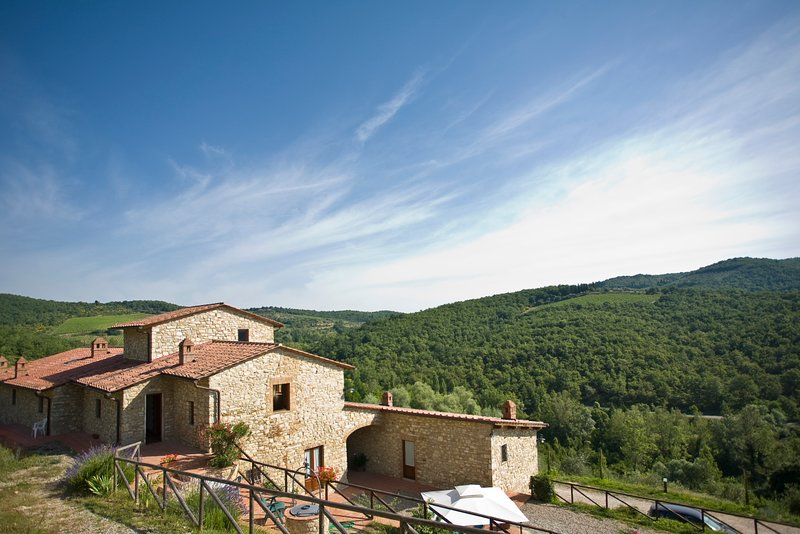 Hotel Le Noci - whole location, holiday rental in Radda in Chianti