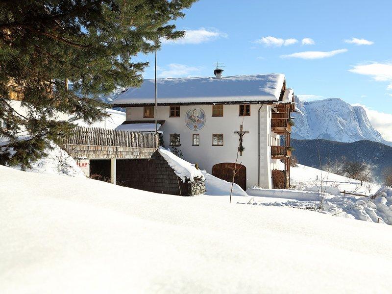 Bio-Bauernhof Maurer (ORS501), Ferienwohnung in Seis am Schlern