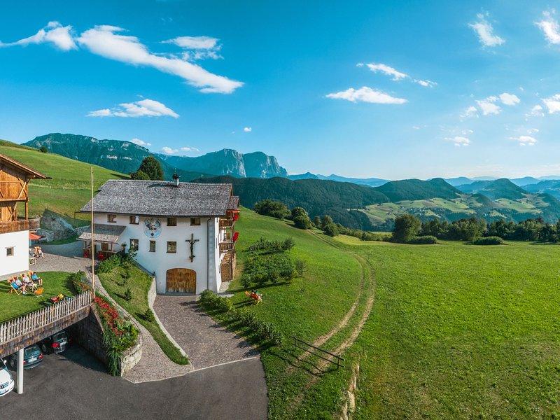 Bio-Bauernhof Maurer (ORS502), Ferienwohnung in Kastelruth