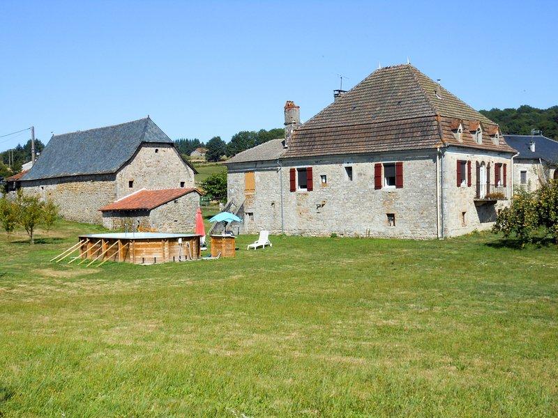 La Ferme (OIA100), location de vacances à Lacam-d'Ourcet