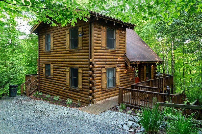 Mimi's Cottage, alquiler de vacaciones en Blowing Rock