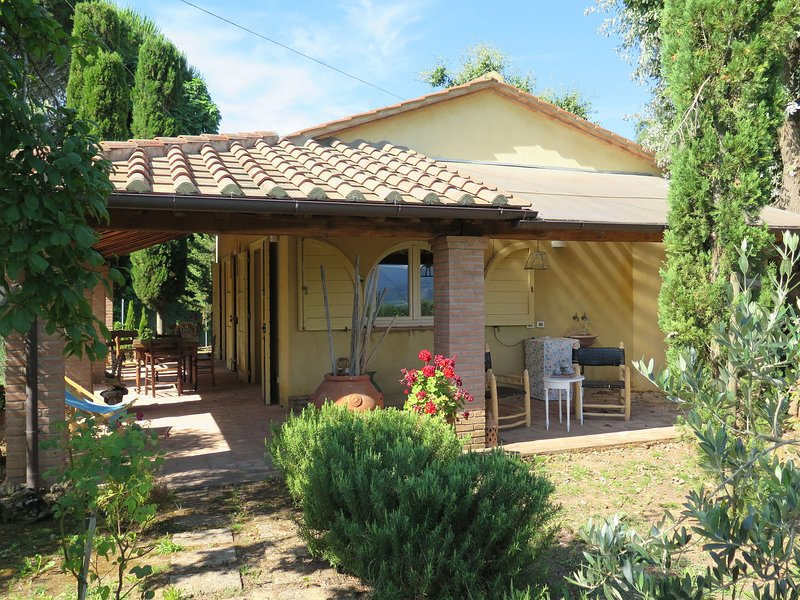 Erbe (MSC135), holiday rental in Montescudaio