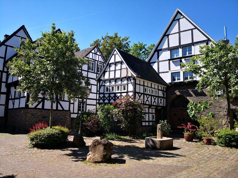 Fünf Giebel Eck In der Freiheit am Ruhrtalradweg, casa vacanza a Dortmund